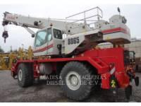 LINK-BELT CONSTRUCTION CRANES RTC8065 equipment  photo 3