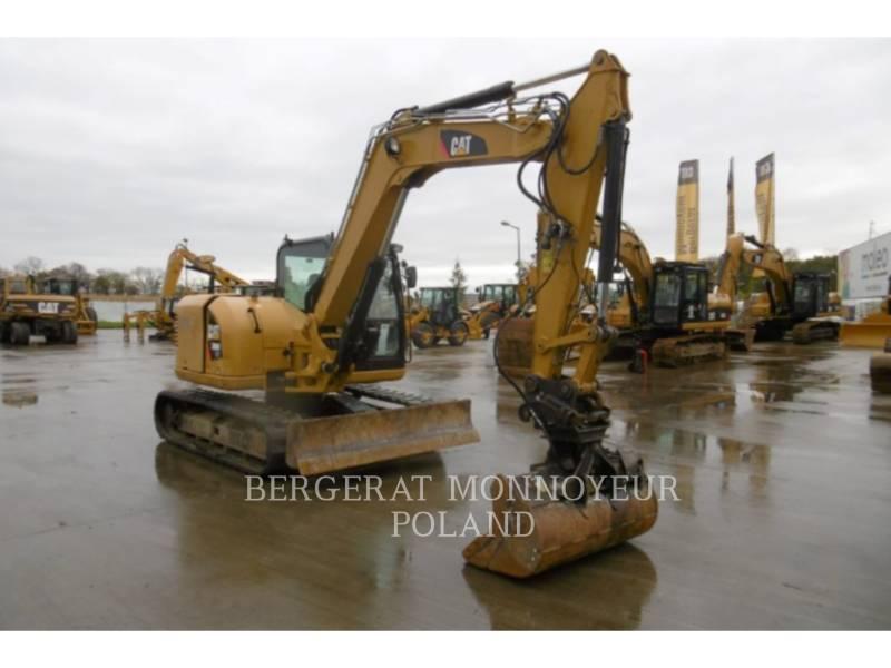 CATERPILLAR PELLES SUR CHAINES 308ECRSB equipment  photo 1