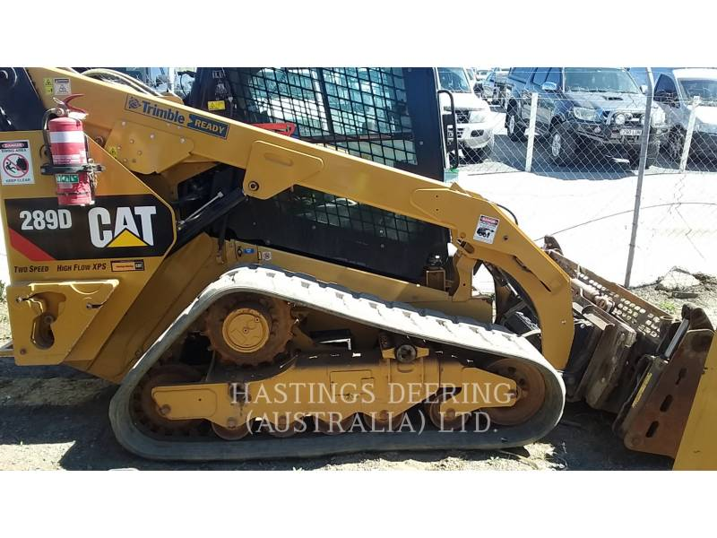 CATERPILLAR DELTALADER 289DLRC equipment  photo 2