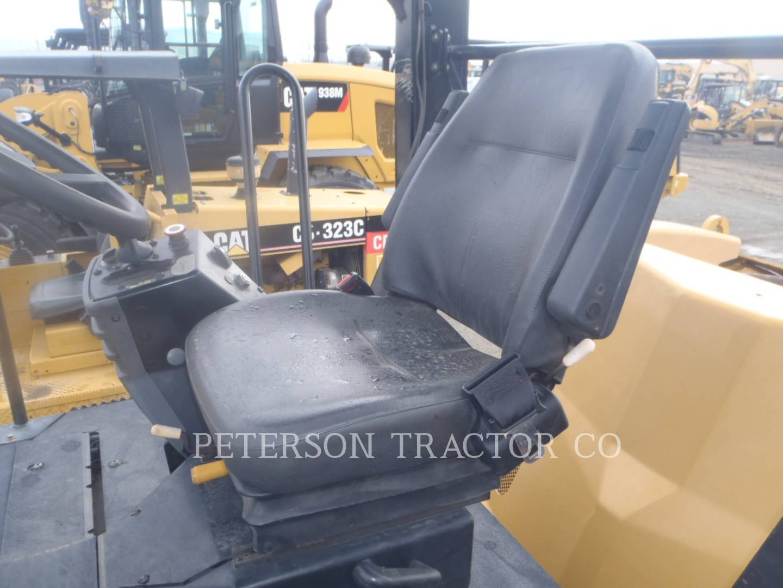 Detail photo of 2007 Caterpillar CB534D from Construction Equipment Guide
