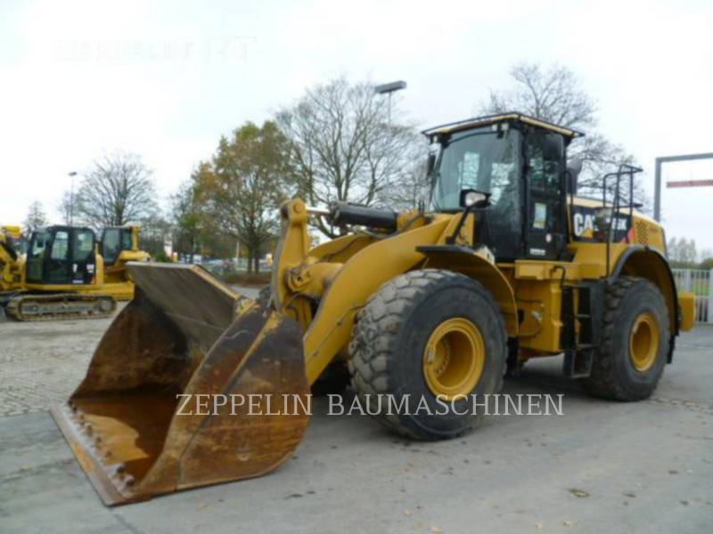 CATERPILLAR CARGADORES DE RUEDAS 966KXE equipment  photo 1