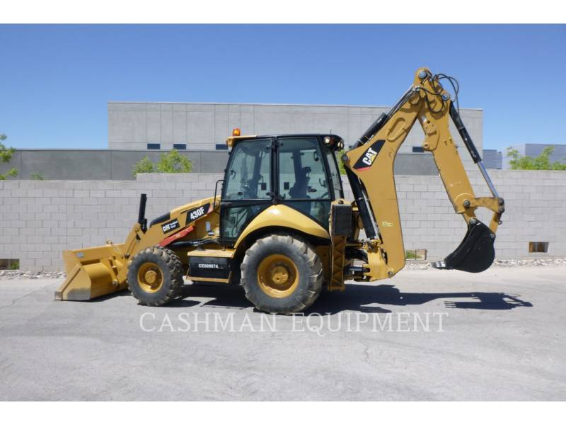 CATERPILLAR 挖掘装载机 430FST equipment  photo 3
