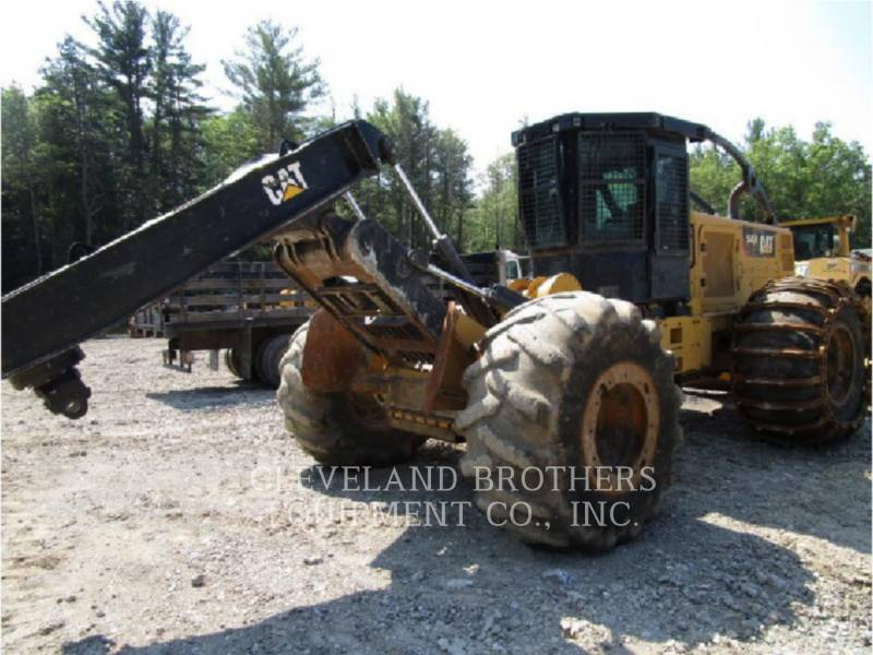 CATERPILLAR LEŚNICTWO - SKIDERY 545D equipment  photo 4