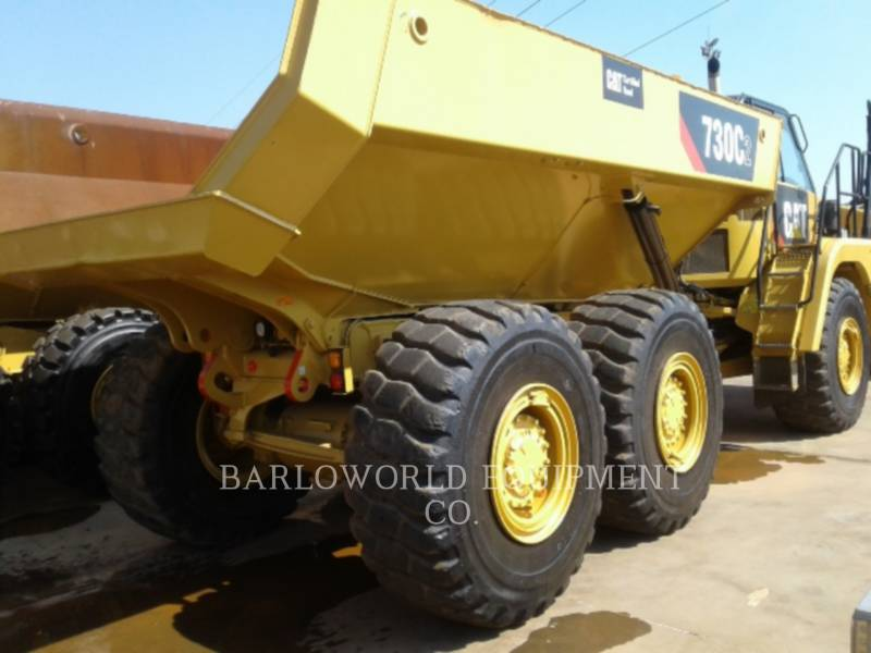 CATERPILLAR TOMBEREAUX ARTICULÉS 730 C 2 equipment  photo 11