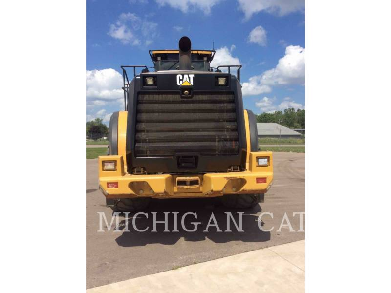 CATERPILLAR WHEEL LOADERS/INTEGRATED TOOLCARRIERS 980K LC equipment  photo 7