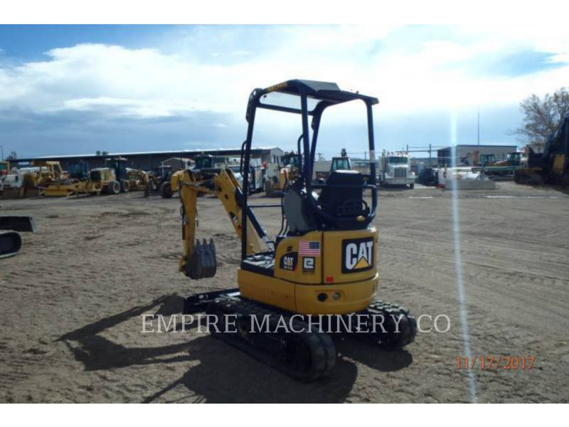 CATERPILLAR PELLES SUR CHAINES 301.7DCROR equipment  photo 3