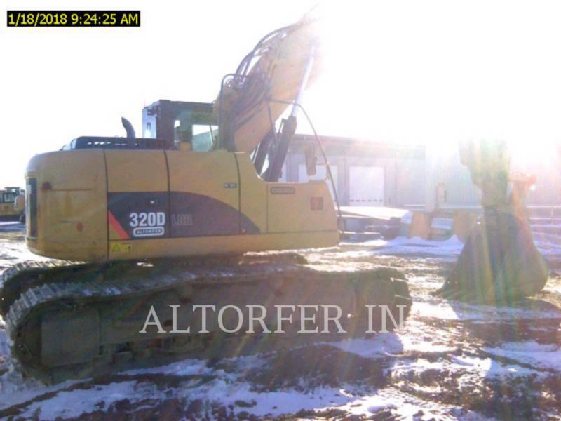 CATERPILLAR KOPARKI GĄSIENICOWE 320DL RRTH equipment  photo 4