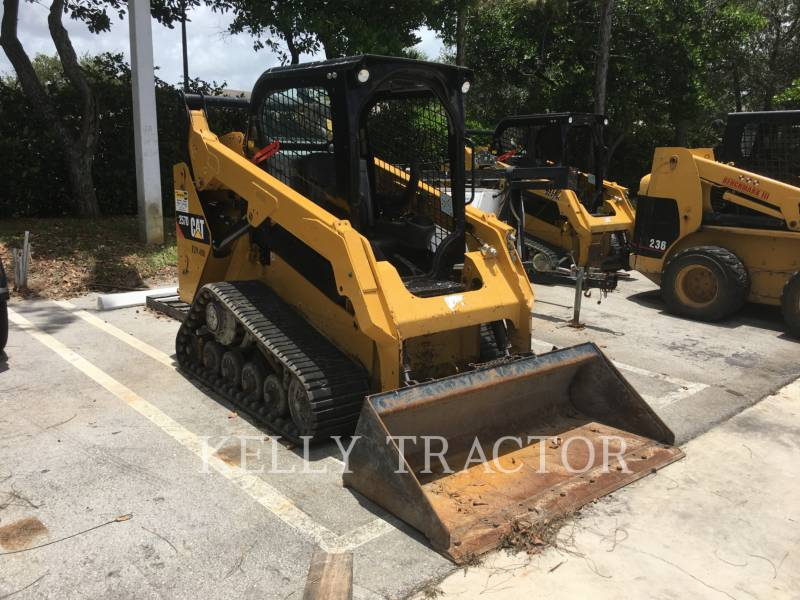 CATERPILLAR CARREGADEIRAS TODO TERRENO 257D equipment  photo 10