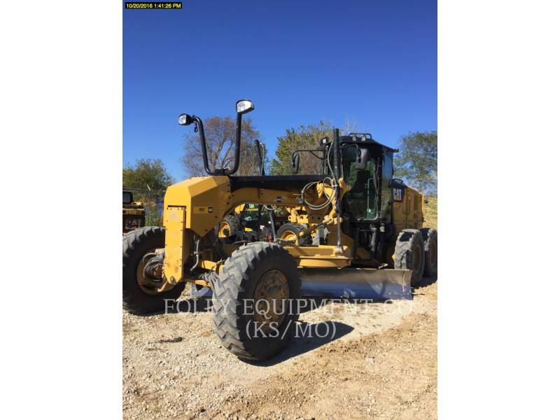 CATERPILLAR MOTONIVELADORAS 140M2AWD equipment  photo 1