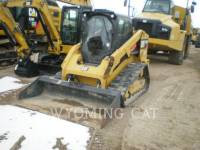 Equipment photo Caterpillar 279D MINIÎNCĂRCĂTOARE RIGIDE MULTIFUNCŢIONALE 1