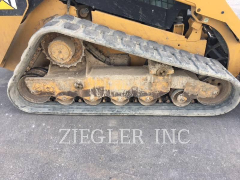 CATERPILLAR MULTI TERRAIN LOADERS 299DS equipment  photo 8