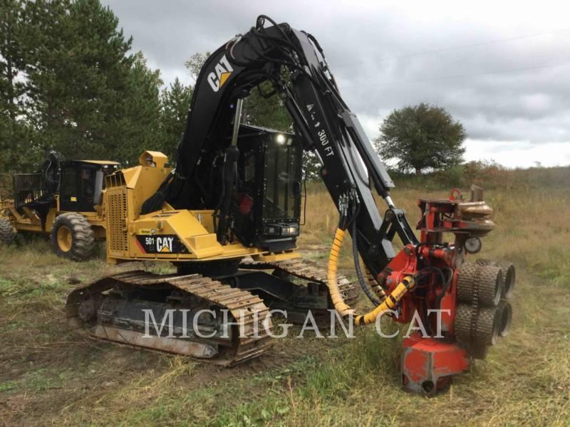 CATERPILLAR Forestal - Procesador 501HD equipment  photo 1