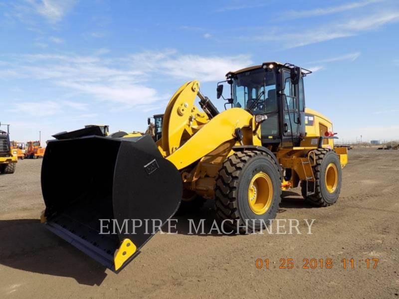 CATERPILLAR PALE GOMMATE/PALE GOMMATE MULTIUSO 930M equipment  photo 4