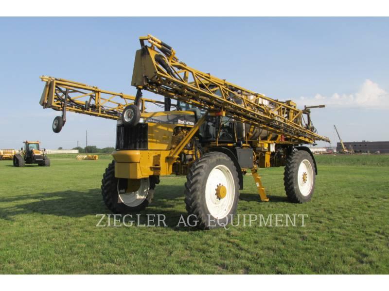 AG-CHEM SPRAYER 1286C equipment  photo 1