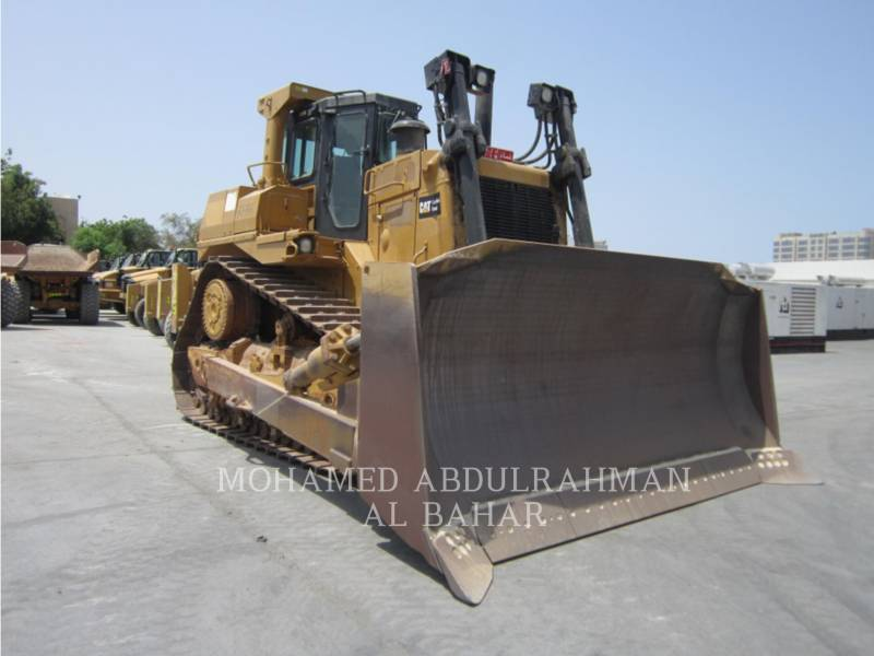 CATERPILLAR TRACK TYPE TRACTORS D 9 R equipment  photo 7