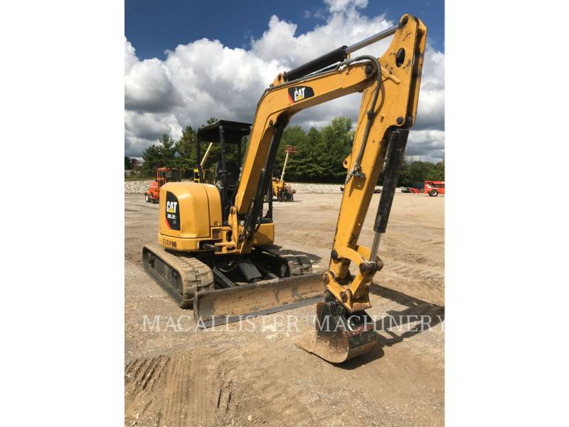CATERPILLAR ESCAVATORI CINGOLATI 305.5E2CR equipment  photo 2