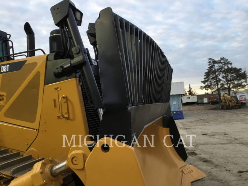 CATERPILLAR TRACTEURS SUR CHAINES D8T WST equipment  photo 21