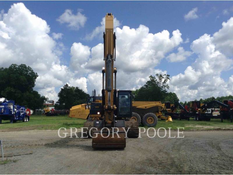 CATERPILLAR PELLES SUR CHAINES 336EL H equipment  photo 5