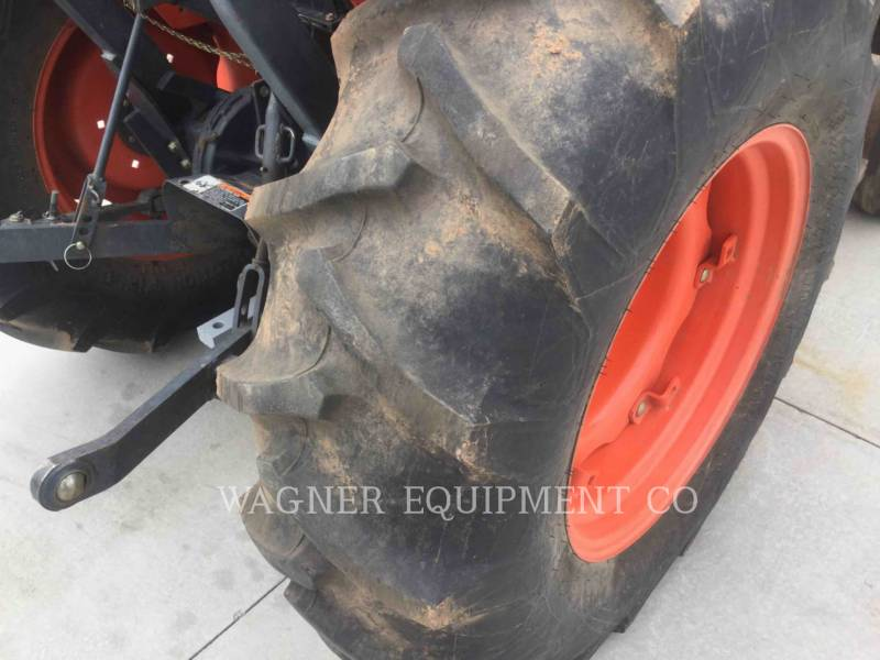 KUBOTA TRACTOR CORPORATION TRACTEURS AGRICOLES L4400E equipment  photo 10