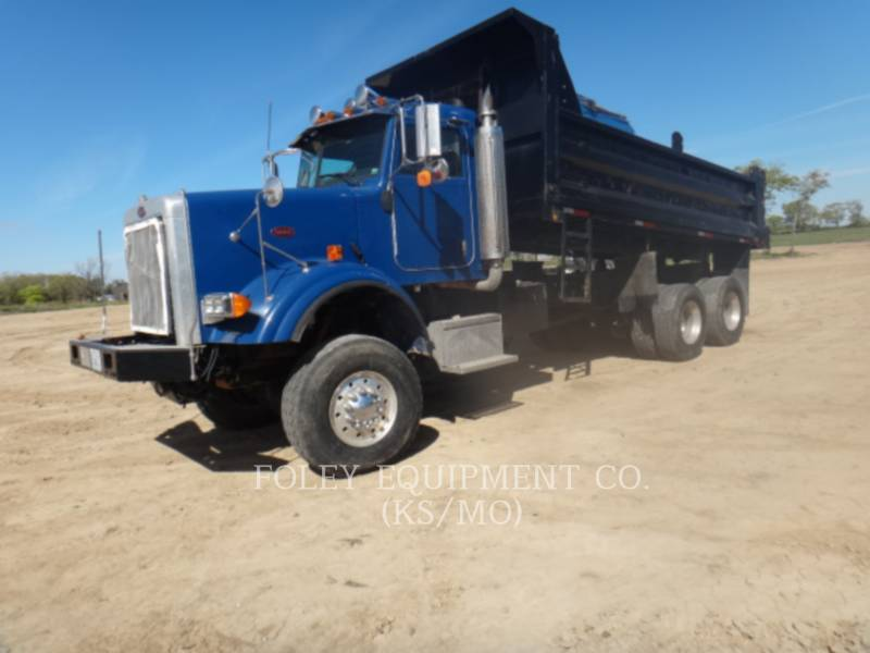 PETERBILT ON HIGHWAY TRUCKS 357 equipment  photo 1