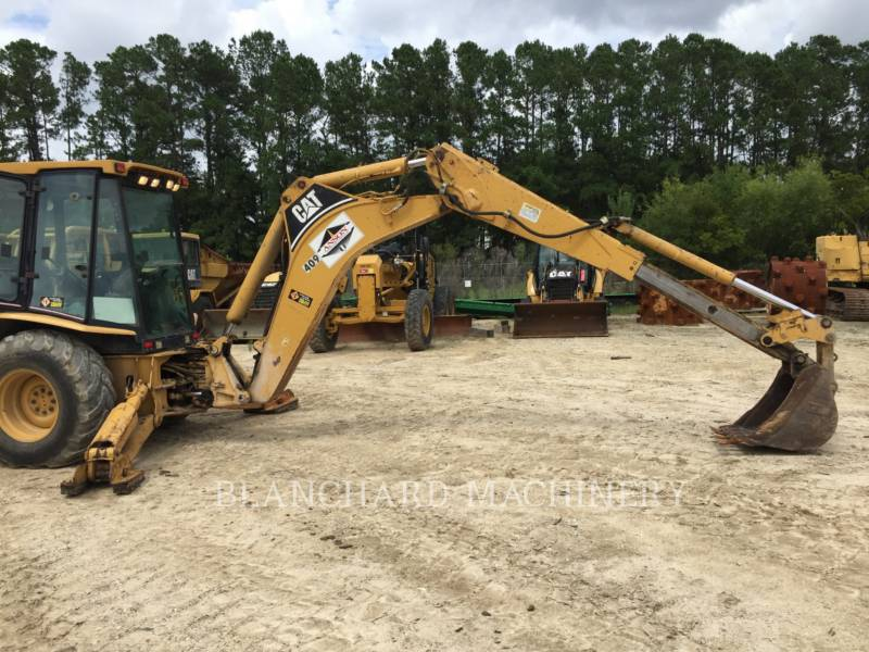 CATERPILLAR RETROESCAVADEIRAS 430D equipment  photo 5