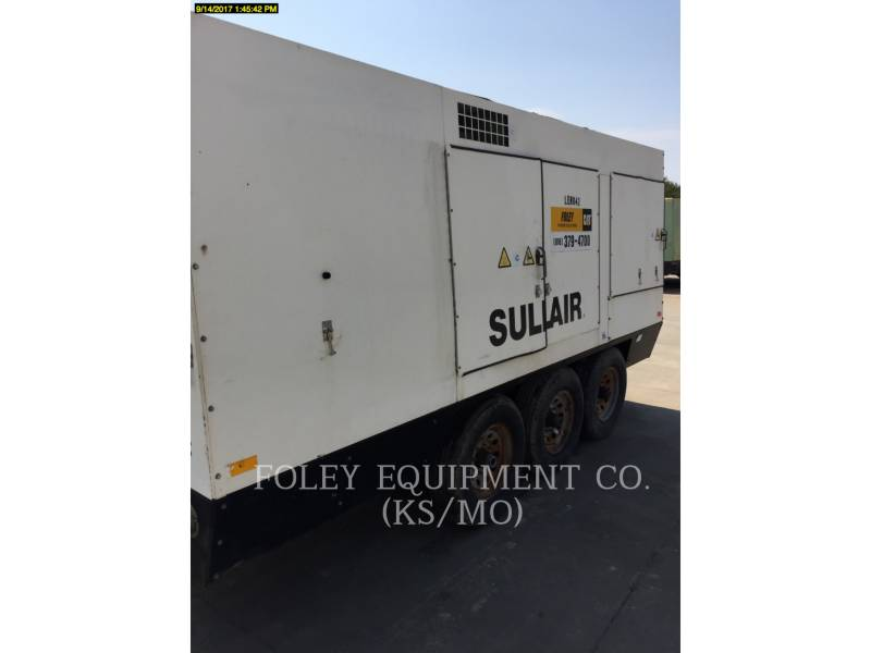 SULLAIR COMPRESOR AER 1600HAFDTQ equipment  photo 3