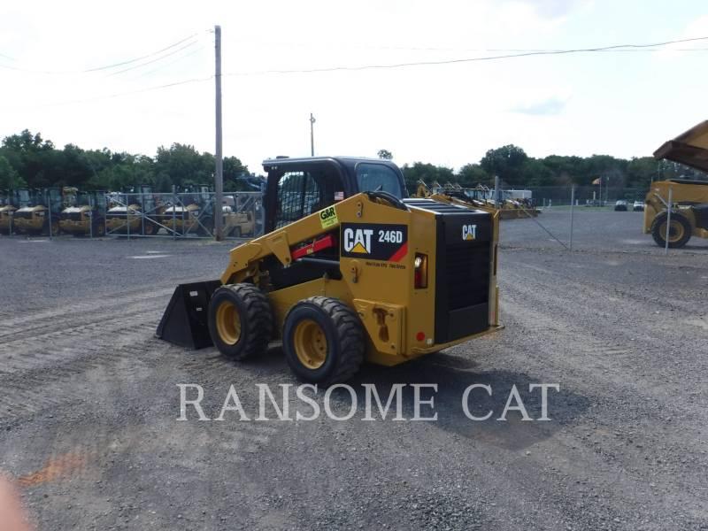 CATERPILLAR MINICARGADORAS 246D equipment  photo 2