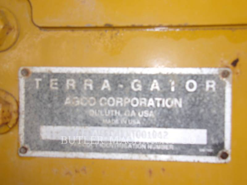 TERRA-GATOR PULVERIZADOR TG8204AM2K equipment  photo 13