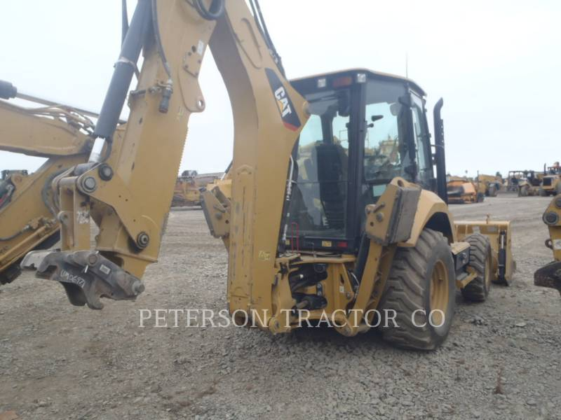 CATERPILLAR RETROEXCAVADORAS CARGADORAS 430F2 HRC equipment  photo 3