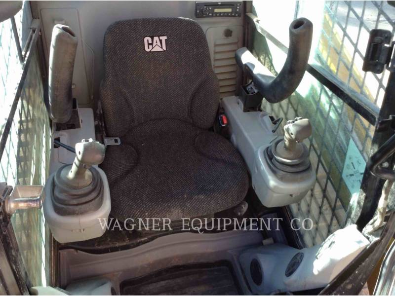 CATERPILLAR SKID STEER LOADERS 299D equipment  photo 5