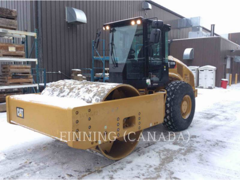 CATERPILLAR COMPACTEURS CS78B equipment  photo 1