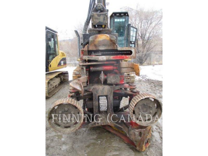 CATERPILLAR FORESTRY - PROCESSOR 320CFMHW equipment  photo 6