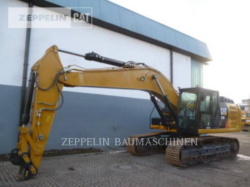 CATERPILLAR ESCAVADEIRAS 329ELN equipment  photo 1
