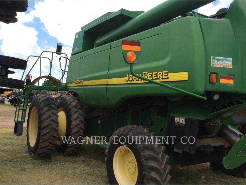 DEERE & CO. COMBINES WR9660 equipment  photo 4