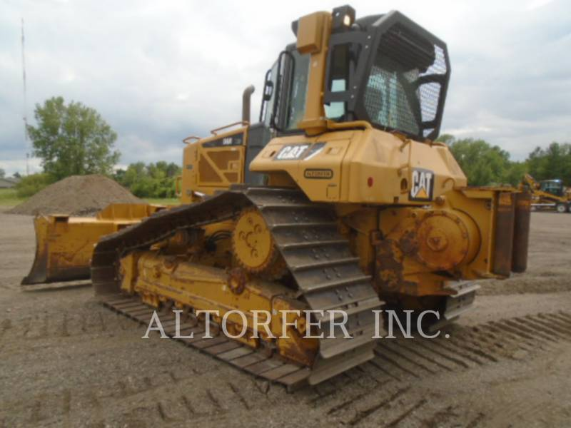 CATERPILLAR TRACTORES DE CADENAS D6N LGP W equipment  photo 4