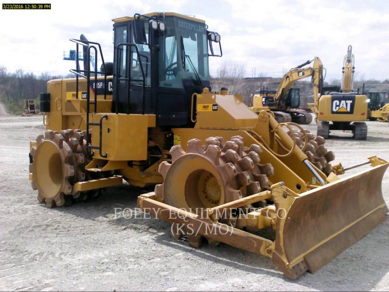 CATERPILLAR COMPACTADORES 815F2 equipment  photo 2