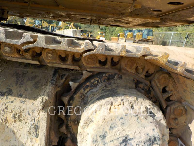 CATERPILLAR KETTEN-HYDRAULIKBAGGER 329FL equipment  photo 22