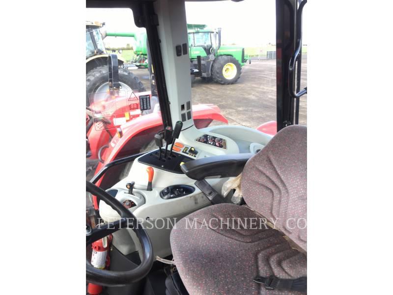 AGCO LANDWIRTSCHAFTSTRAKTOREN MF5455 equipment  photo 4