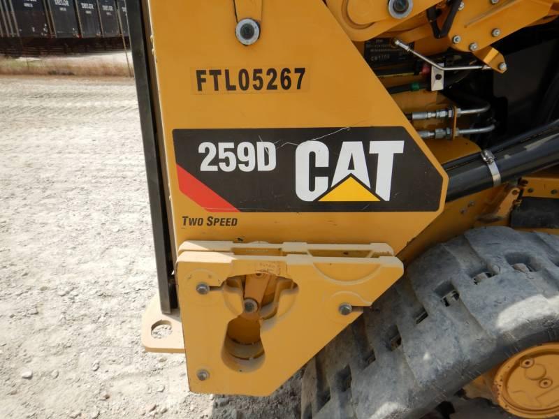 CATERPILLAR DELTALADER 259 D equipment  photo 21