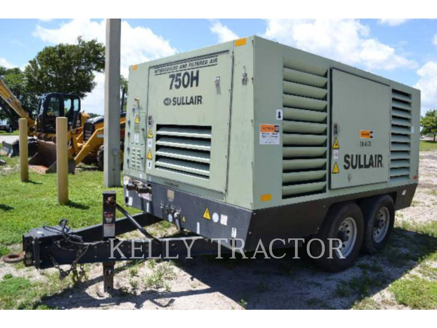 Detail photo of 2008 Sullair 750HAFDTQ from Construction Equipment Guide