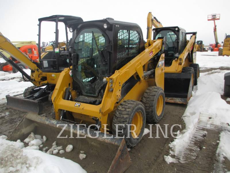 CATERPILLAR CHARGEURS COMPACTS RIGIDES 232DS equipment  photo 3