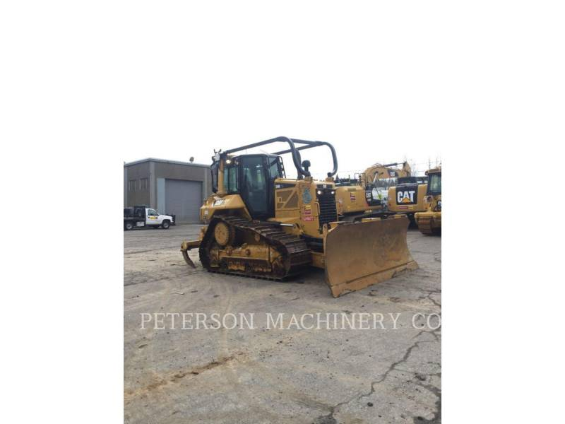 CATERPILLAR TRACTORES DE CADENAS D6NGPS/BIO equipment  photo 2