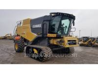 Equipment photo LEXION COMBINE 750TT COMBINÉS 1