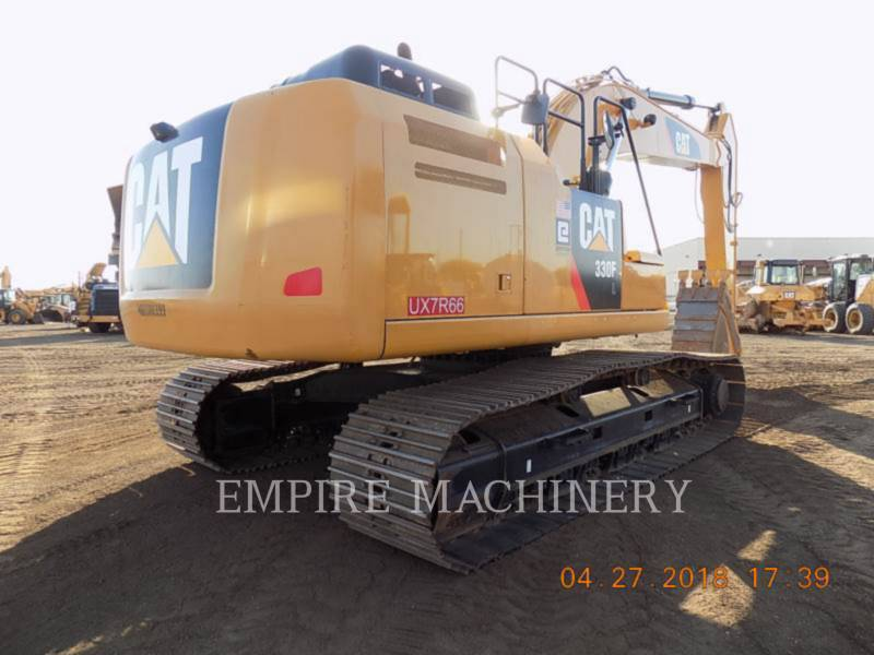 CATERPILLAR EXCAVADORAS DE CADENAS 330FL equipment  photo 2