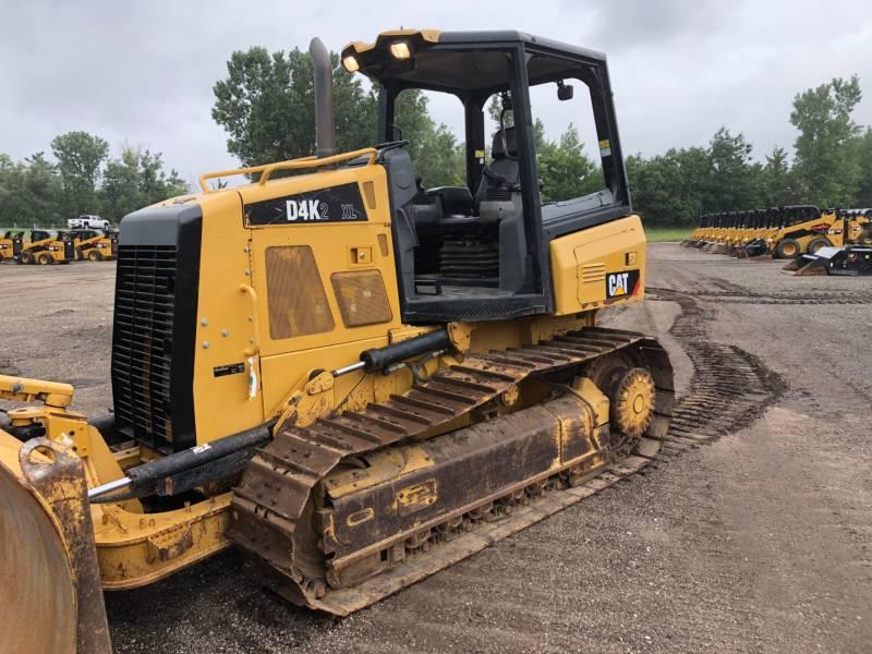 CATERPILLAR TRACK TYPE TRACTORS D 4 K2 XL equipment  photo 3