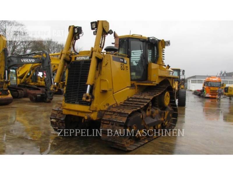 CATERPILLAR KETTENDOZER D8T equipment  photo 1