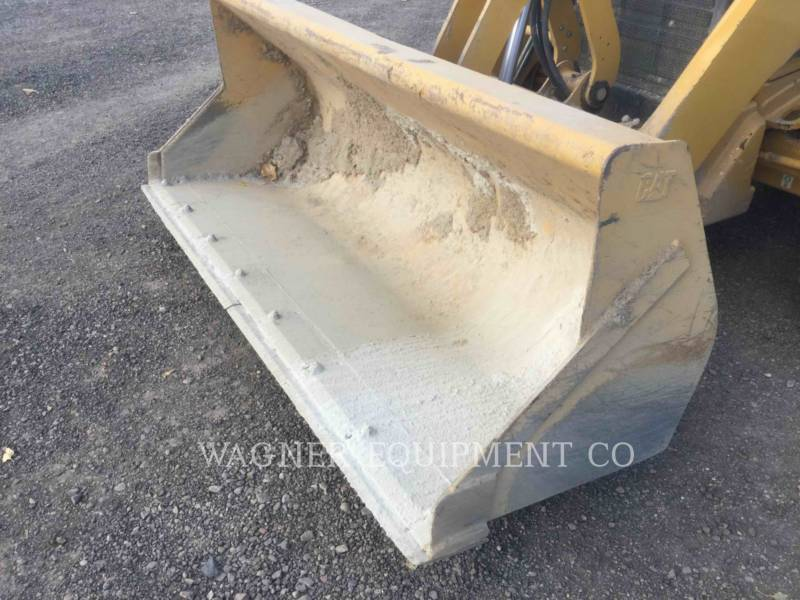 CATERPILLAR BAGGERLADER 420F2 4WDE equipment  photo 5
