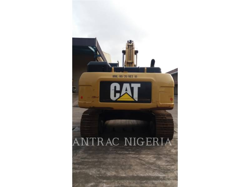 CATERPILLAR TRACK EXCAVATORS 336 D equipment  photo 3