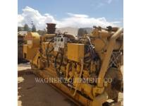 Equipment photo CATERPILLAR 3516MUI ESTACIONÁRIO - DIESEL 1