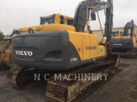 VOLVO CONSTRUCTION EQUIPMENT TRACK EXCAVATORS EC140BLC equipment  photo 6